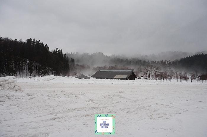 โทโฮกุ ยะมะงะตะ หิมะขาวโพลน