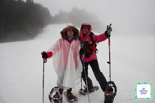 เล่นสกีที่ญี่ปุ่น คุณป้าเคโกะ