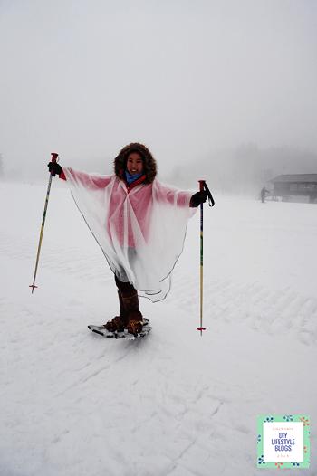 เล่นสกีที่ญี่ปุ่น สโนว์ชูวส์