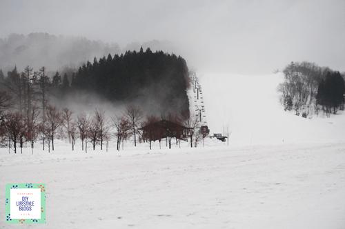 เล่นสกีที่ญี่ปุ่น ยะมะงะตะ