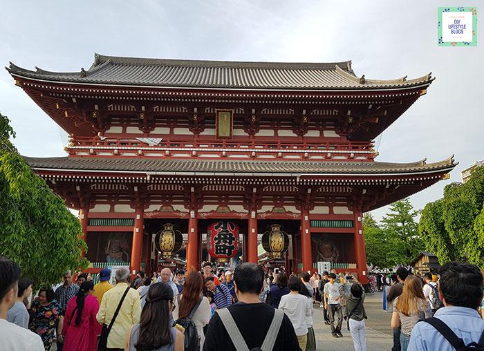 แนะนำที่พักโตเกียว วัดอะสะกุสะ