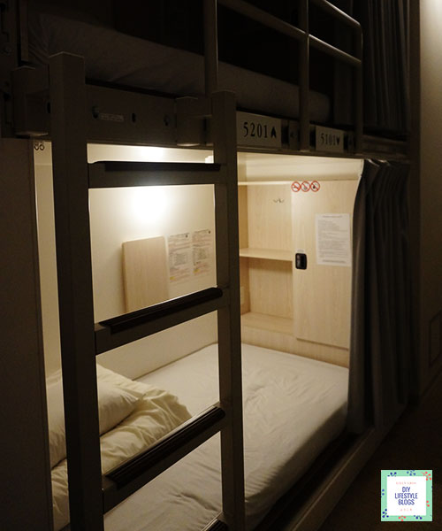 แนะนำที่พักโตเกียว ที่นอน