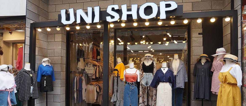 ช้อปปิ้งจนเงินหมดกับ 3 ย่านร้านเสื้อผ้าเกาหลีสุดปัง แห่งเกาหลีใต้♡